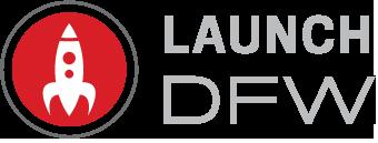 Launch DFW Logo - Dallas Startup News & texas technology info - Nolan Clemmons