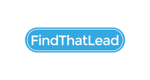 FindThatLead Logo: Verify Emails for B2B Sales Prospecting and Lead Generation