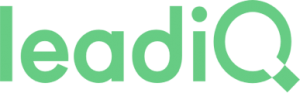 LeadIQ Logo - A Sales Prospecting Tool for Lead Generation