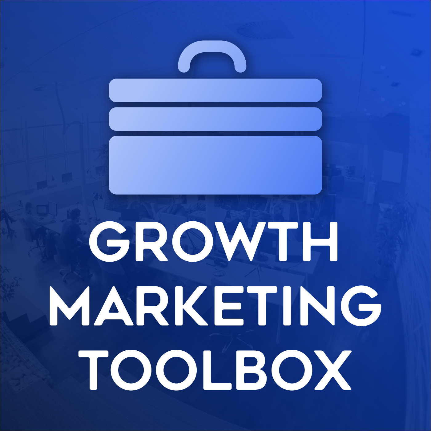 Growth Marketing Toolbox Podcast Logo Nicholas Scalice Earnworthy