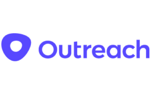 outreach.io logo sales engagement platform manny medina and Max Altschuler