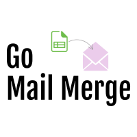 Go Mail Merge Logo