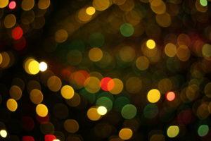 multidimensional colored lights