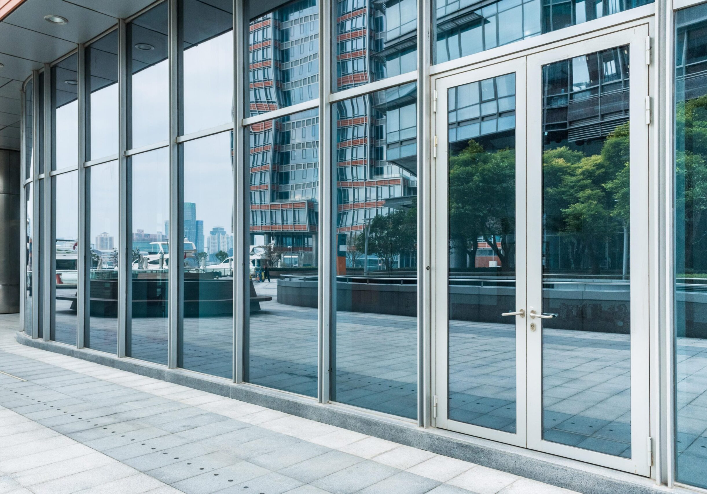 Privacy & Energy Control Window Films