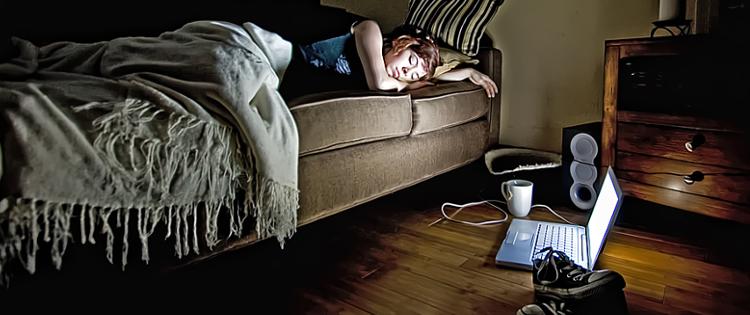 sleeping computer