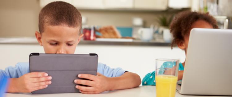 kids tablet laptop