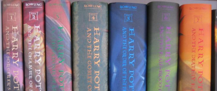 Harry Potter Books Movies