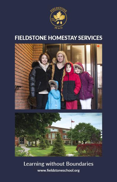 Homestay Brochure