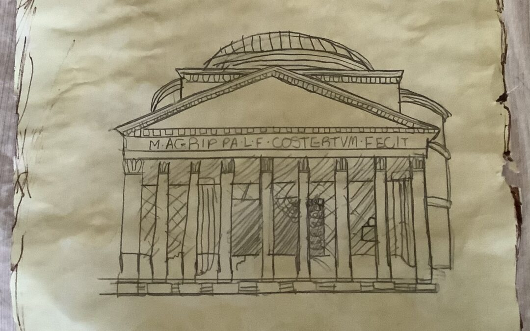 Art, Architecture, and Ancient History – Studying Topics from Multiple Angles in FDS