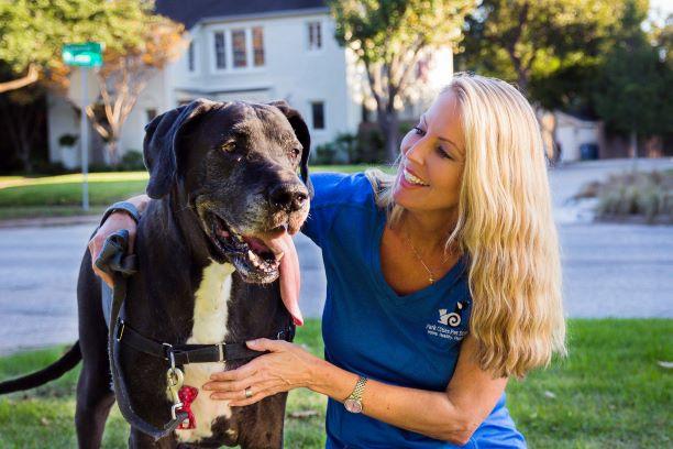Joette White Sets the Tone for Park Cities Pet Sitter