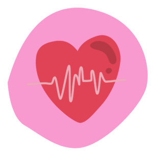 heart rate variability icon
