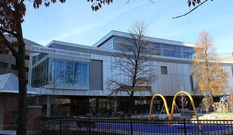 Northeastern University - SquashBusters Center