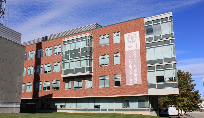 WPI Life Sciences and Bioengineering Center