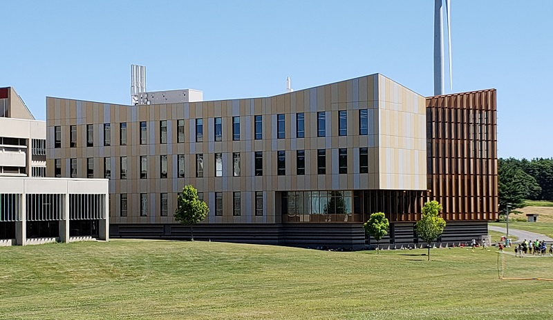 Dr. Daniel M. Asquino Science Center at Mount Wachusett Community College