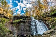 Autumn at Brandywine Falls