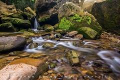 Brecksville Reservation Mini Waterfall