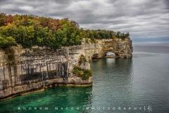 Pictured Rocks Overlook