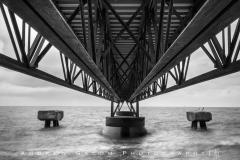 Edgewater_Pier_BW
