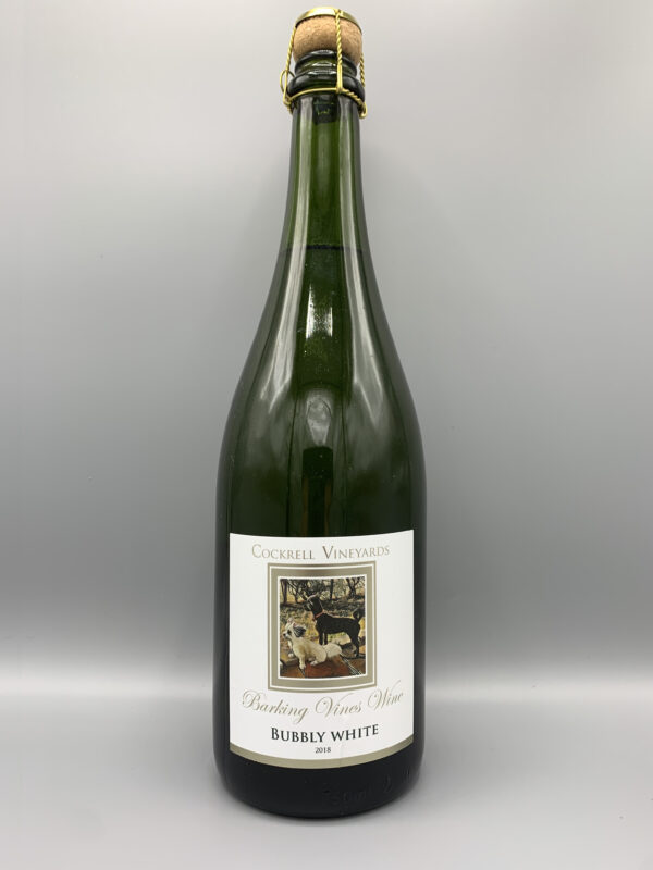 Cockrell Vineyards Wines Bubbly White (semi-sweet)