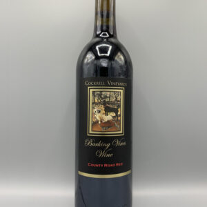 Cockrell Vineyards Wines County Road Red (Oaked Semi-Sweet Red Blend)