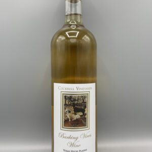 Cockrell Vineyards Wines Roussane Dry White