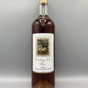 Cockrell Vineyards Wines Sangiovese Dry Rose