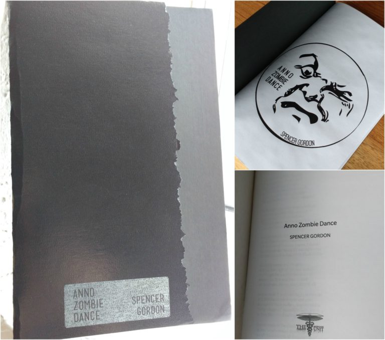 Chapbooks by Spencer Gordon | Anno Zombie Dance