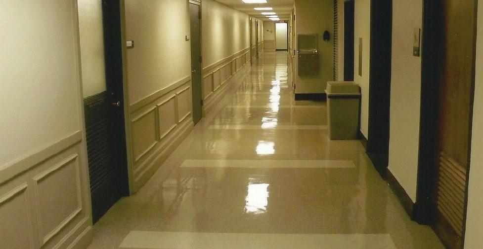 Law School Hallway