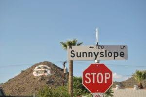 Sunnyslope Mountain