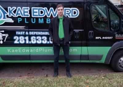 Kae Edward Plumbing near me
