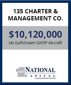 135 Charter & Management Company