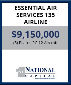 Essential Air Services 135 Airline