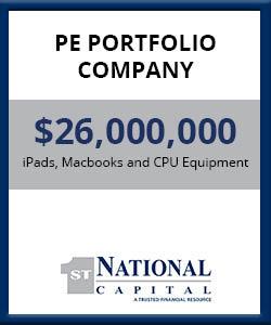 PE Portfolio Company
