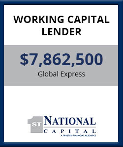 Working Capital Lender