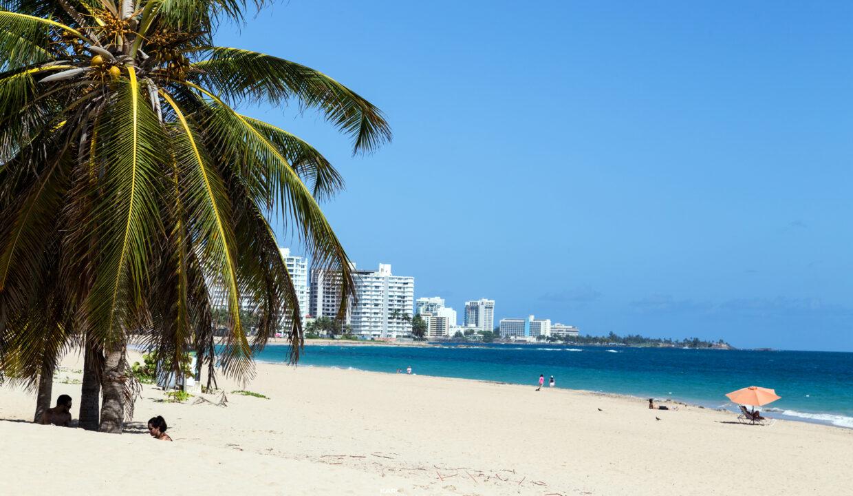Ocean Park - empty beach