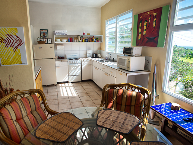 Kitchen from Dinette 2nd fl