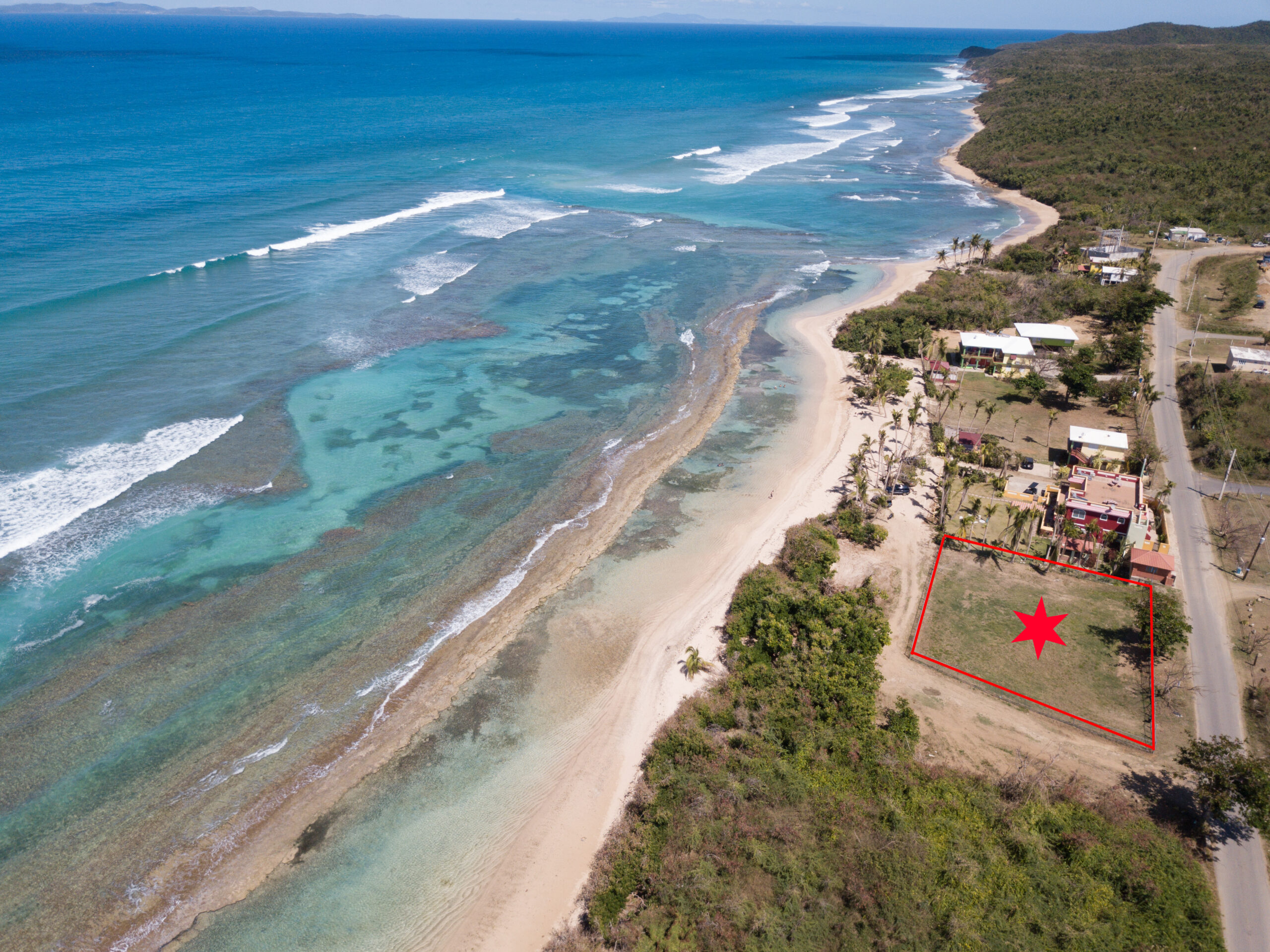 Direct Ocean Frontage – Best investment is  Waterfront!