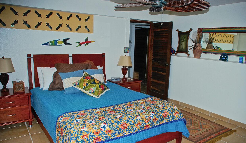 One Bedroom Apt Bedroom
