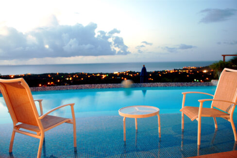 VDM In-Pool Beach Sunset