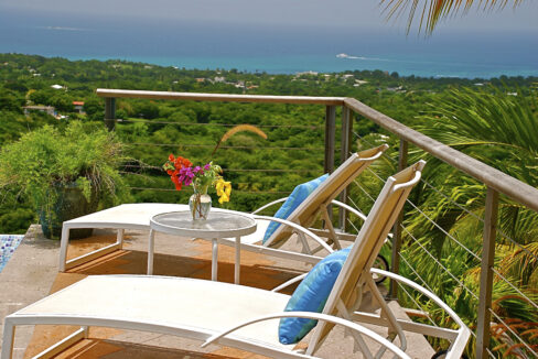 VDM Pool Chairs with View