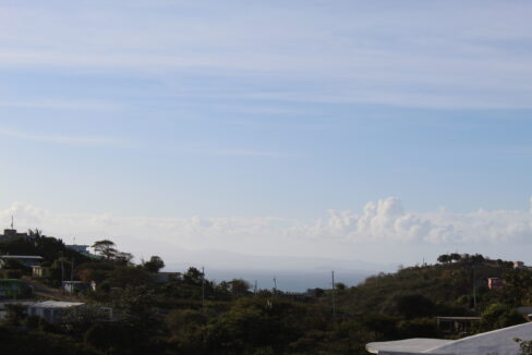 Dramatic Views of the South Shore and North to Puerto Rico