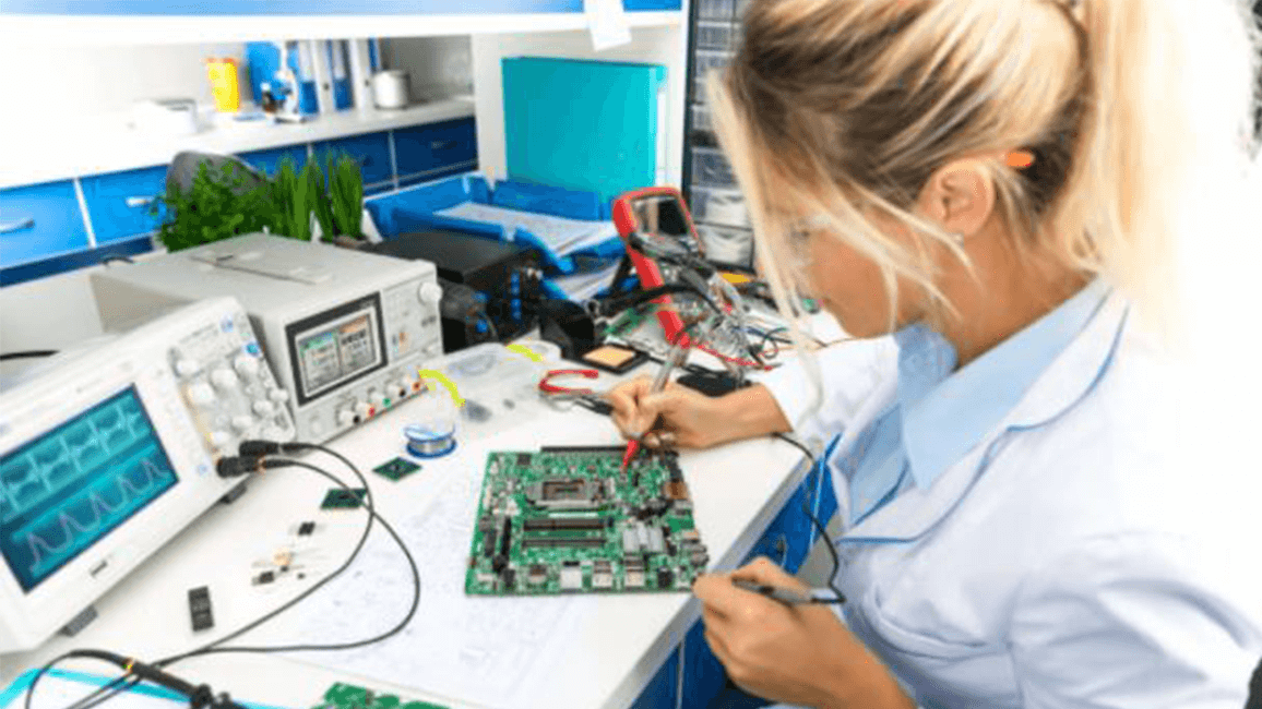 Electronic Repair Technician
