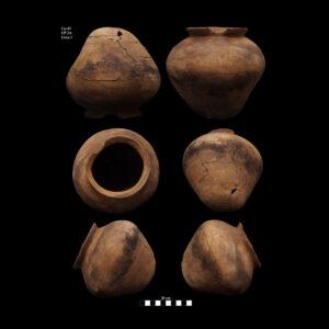 Abrigo Macua - Urnas funerarias