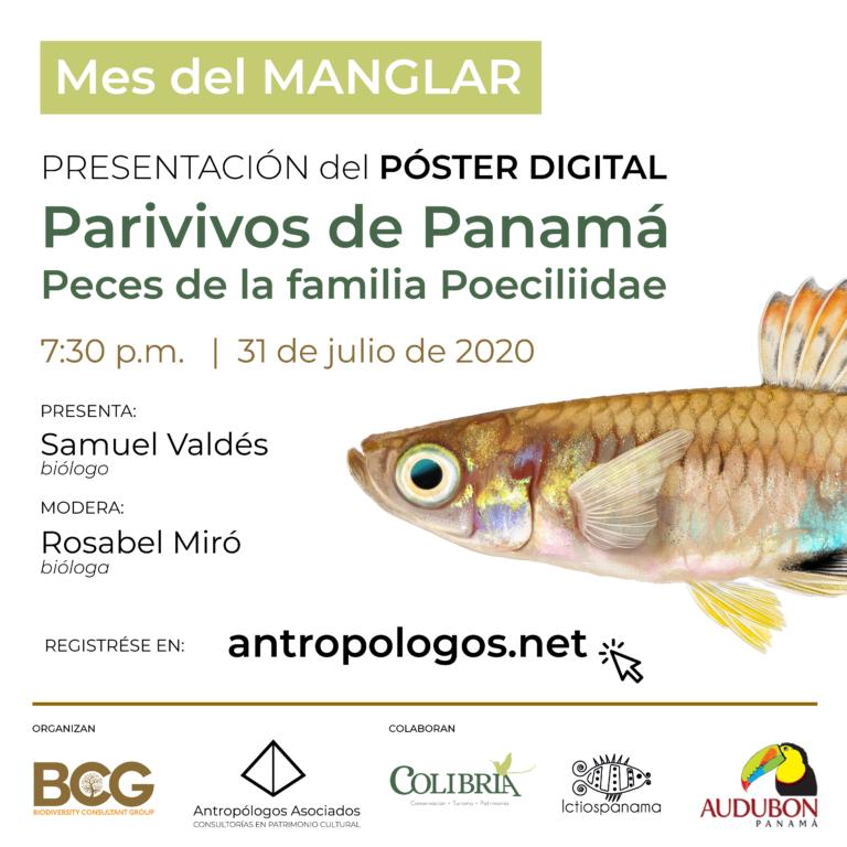 Webinar: Parivivos de Panamá