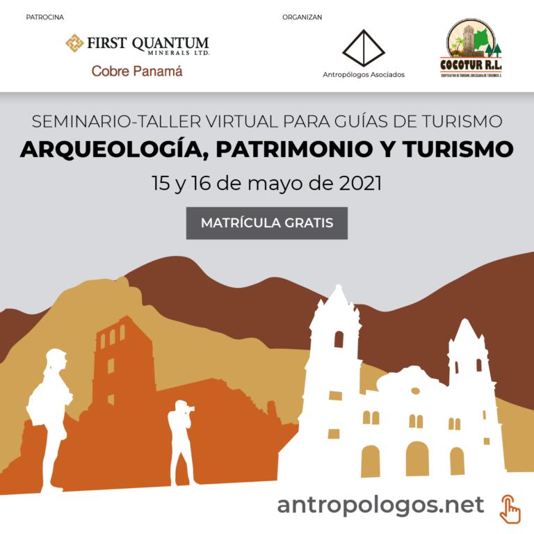 Seminario para guías de turismo