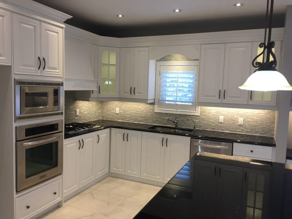 kitchen cabinet painting and refinishing