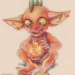 Our Favorite Goblin, Patrick by Noxbatty