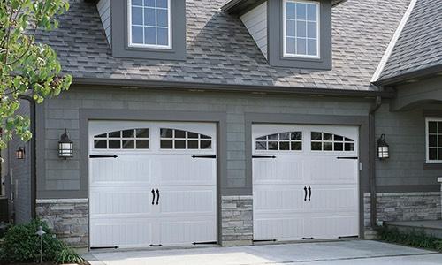 Wi Garage Door Service - Gallery - White Garage Door