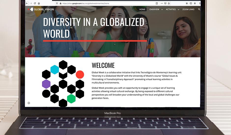 Shaping Global Citizens Online: The New Normal in Tec de Monterrey