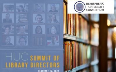 HUC Summit of Library Directors
